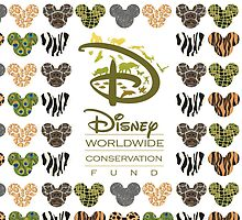 Disney Conservation Fund by live-the-disney