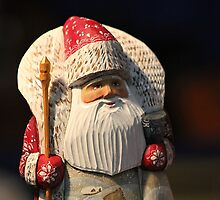 Vintage Santa by Darlene Lankford Honeycutt