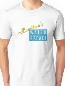 Alan Partridge - Hamilton's Water Breaks Unisex T-Shirt