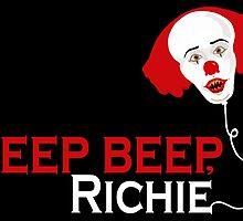 Beep beep, Richie by madamebat