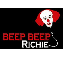 Beep beep, Richie Photographic Print
