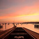 Good Morning Slipway by Norm Tilley