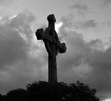 Cross by ANDREW ROMER