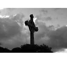 Cross Photographic Print