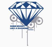 BRIGHT LIKE A DIAMOND by Melanie Andujar