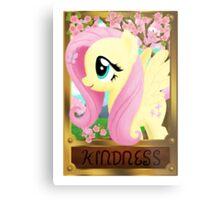 Fluttershy, Element of Kindness Metal Print