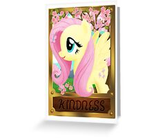 Fluttershy, Element of Kindness Greeting Card
