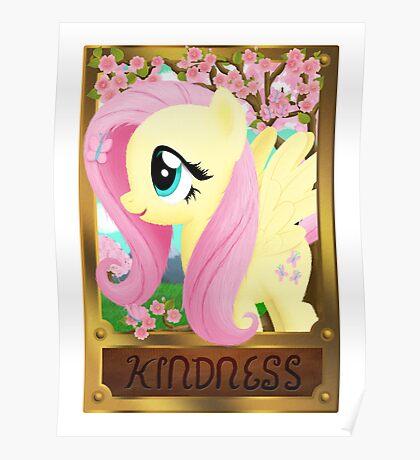 Fluttershy, Element of Kindness Poster