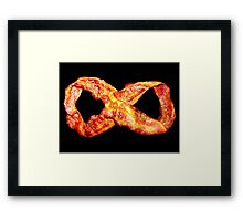 Bacon . . . Infinite Bacon Framed Print