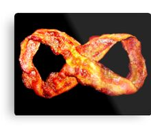Bacon . . . Infinite Bacon Metal Print