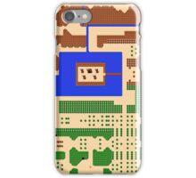 The Legend of Zelda - Overworld iPhone Case/Skin
