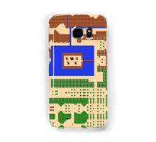 The Legend of Zelda - Overworld Samsung Galaxy Case/Skin