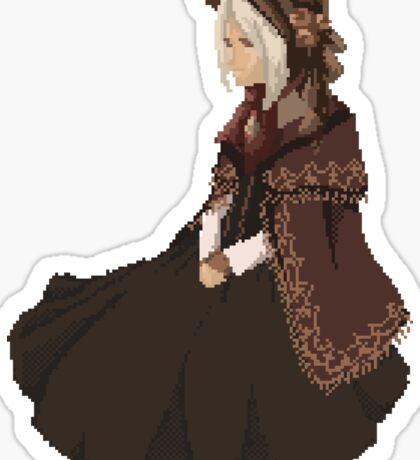 Pixel Souls - Plain Doll Sticker