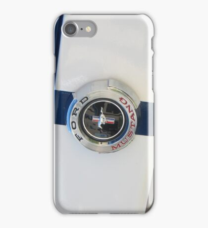 Ford Mustang  iPhone Case/Skin