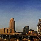 Cleveland Ohio 2012 by MClementReilly