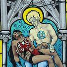 Hellblazer Pieta by Laura Guzzo