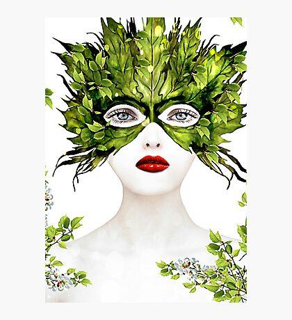 Natural Women  Photographic Print