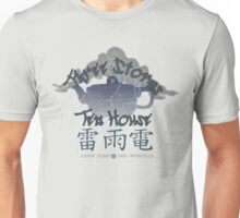 Three Storms Tea House Unisex T-Shirt