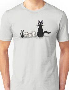 Jiji and kittens  Unisex T-Shirt
