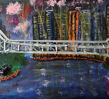 Riverfire by Alison Pearce