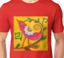 Sun on the Lovebird Unisex T-Shirt