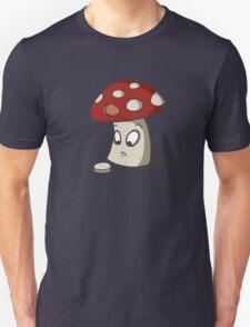 Confused Shroom  T-Shirt