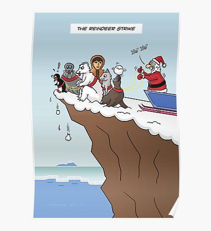 The Reindeer Strike Poster