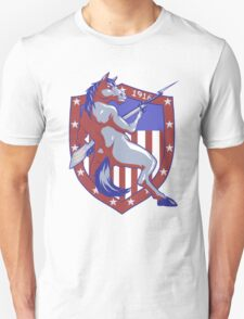 Horses and Bayonets - 1916 T-Shirt