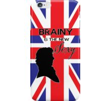 Brainy is the new Sexy iPhone Case/Skin