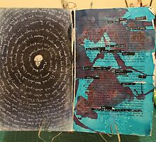 Altered Book - Innerself - Dust by NeonFlavour