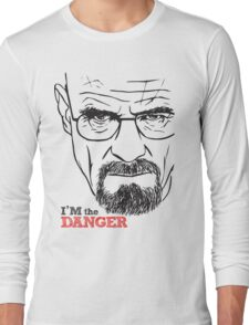 Walter White Breaking Bad Long Sleeve T-Shirt