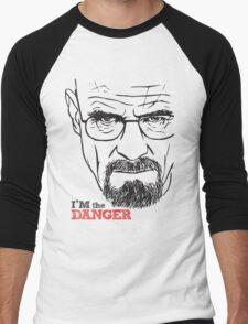 Walter White Breaking Bad Men's Baseball ¾ T-Shirt