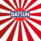 Datsun, Rising Sun by TigerStriped