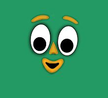 Gumby face by Jordan Bails