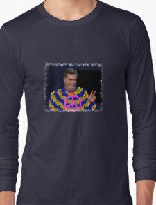 Peace Mitt? Long Sleeve T-Shirt