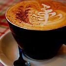 Loving My Latte by shawntking