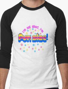 I'm Not Short, I'm Fun Sized Men's Baseball ¾ T-Shirt
