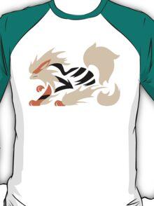 Legendary Flame - Arcanine (Fierce) T-Shirt
