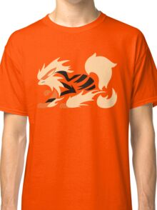 Legendary Flame - Arcanine (Fierce) Classic T-Shirt