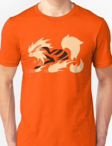 Legendary Flame - Arcanine (Fierce) Unisex T-Shirt
