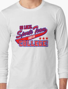 Go Local Sports Team Long Sleeve T-Shirt