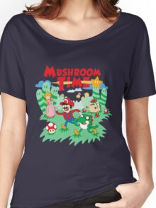 It's Mushroom Time Women's Relaxed Fit T-Shirt