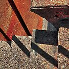 Guardrail Abstract #2 by kenspics