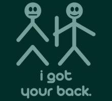 I Got Your Back by David Ayala