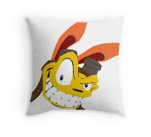 JAK & DAXTER - Daxter Throw Pillow