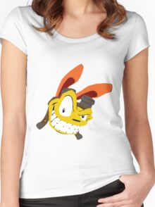 JAK & DAXTER - Daxter Women's Fitted Scoop T-Shirt