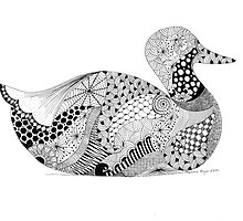 Duck by embeedesigns