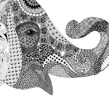 elephant whisper by embeedesigns