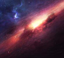 Hot Pocket Nebula by Starkiteckt by starkiteckt