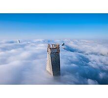 Cloud Castles Photographic Print